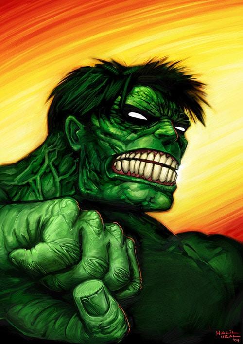 Hulk by MrDream