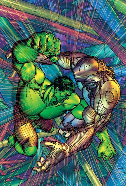 Incredible Hulk Covers on the Behance Network