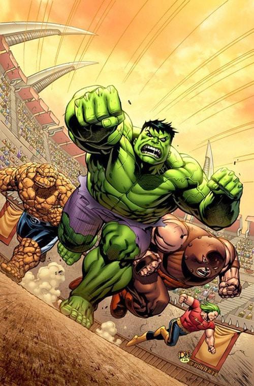 MA: Hulk No. 12 Cover by david-nakayama