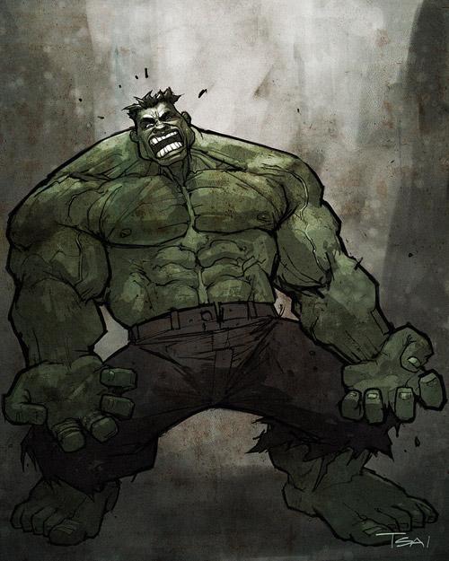 hulk 2 by francis001