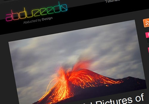 Beautiful Pictures of Volcanos