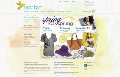 nectarboutique.com