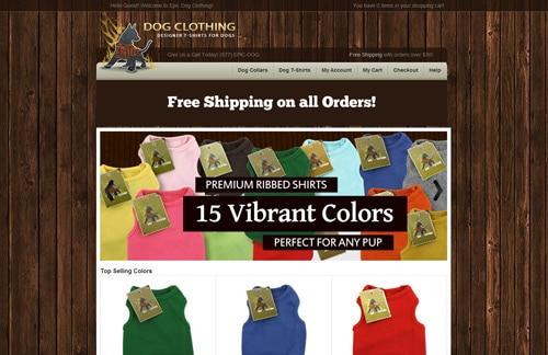 epicdogclothing.com