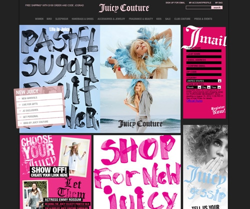 juicycouture.com