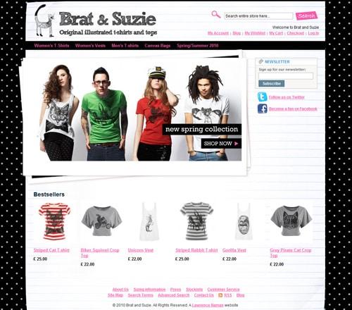 bratandsuzie.com