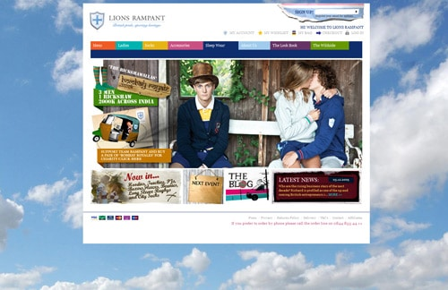 lionsrampant.com