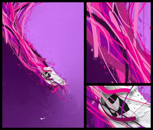 Nike Air Zoom Ad by DuCkliNdpo