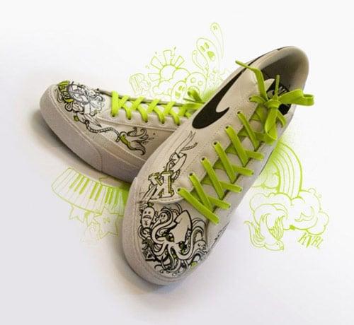 MAKI Custom Kicks