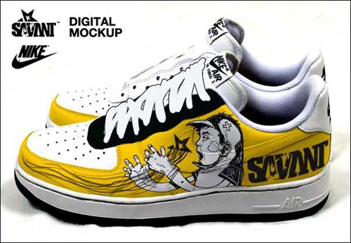 Shoe Drawings by Wesley Eggebrecht