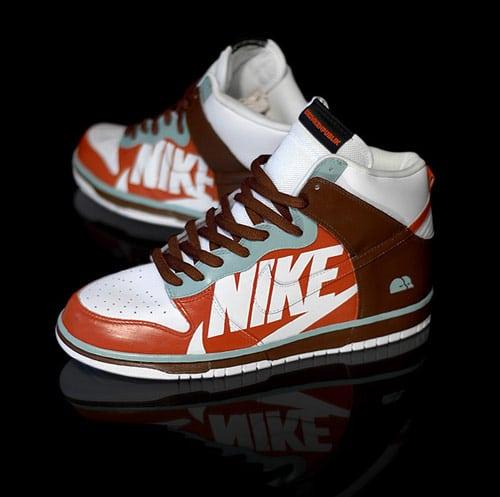 Custom Nike Dunk High