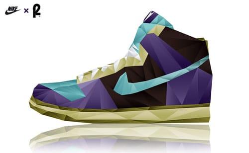 Nike Polygonal