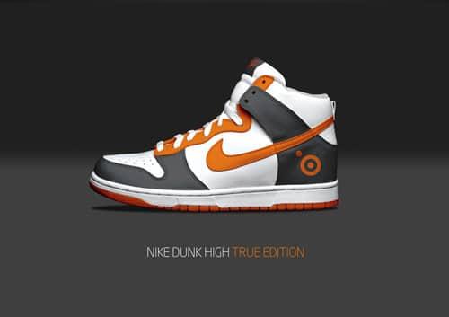 Nike Dunk High / True Edition