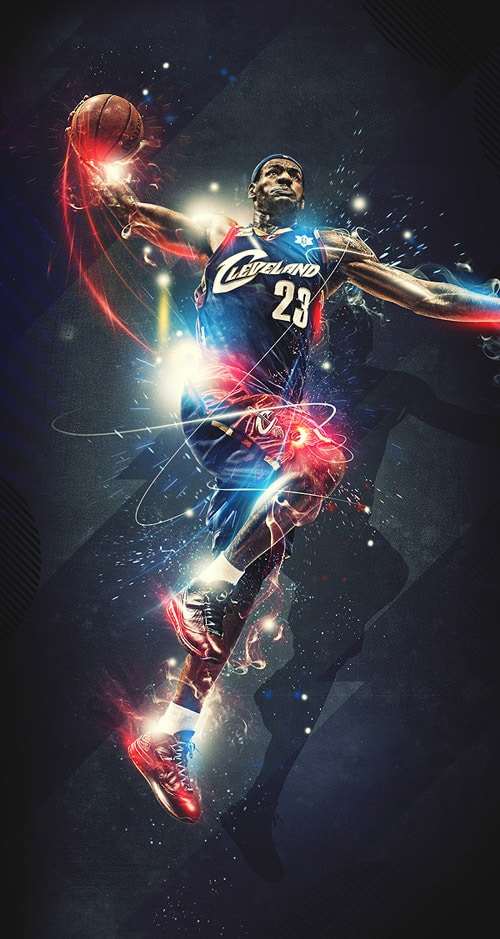 Lebron James - Nike by wirestyle