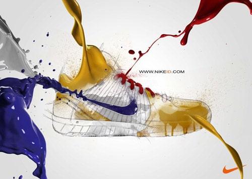 Nike id advertising by BOYP83