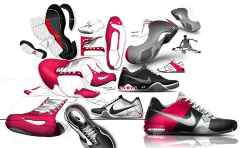 Rafa Nadal's Shoe - Nike Court Ballistec 1.3