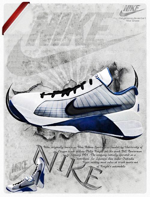 Nike Shoes by italyanoooo