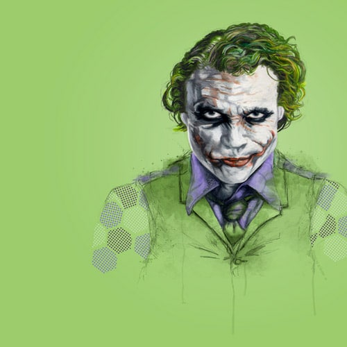 The Joker by Michael Molloy