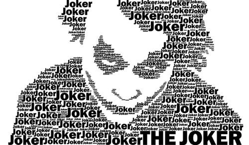 The Joker by Caitlyn Mayers
