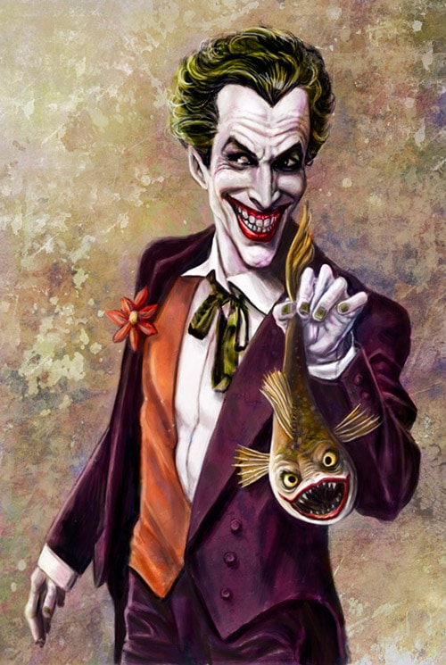 The Joker by Mark Hammermeister