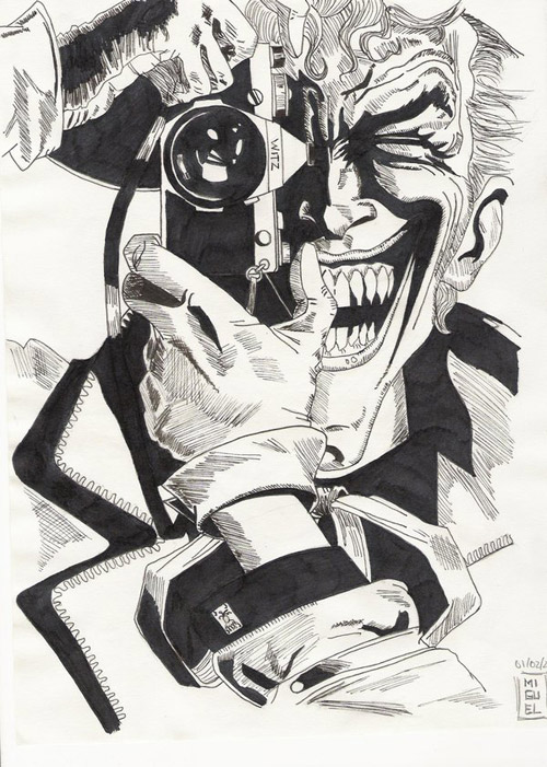 The Joker by Miguel Coelho