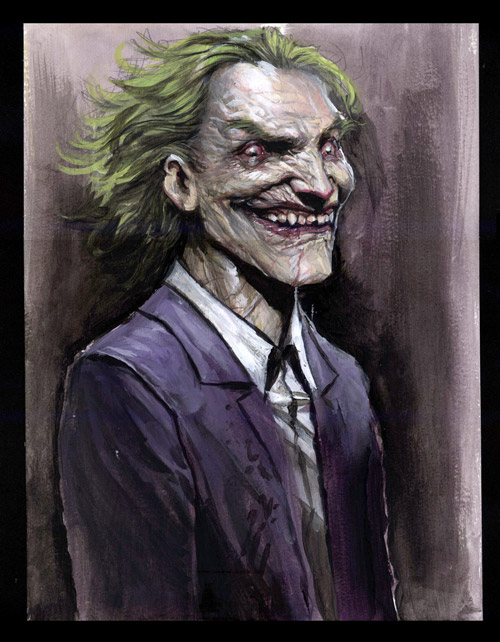 joker by nebezial