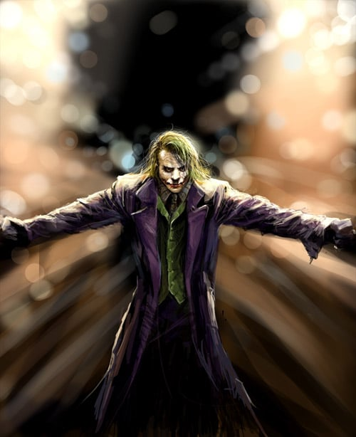 Joker by AdoC