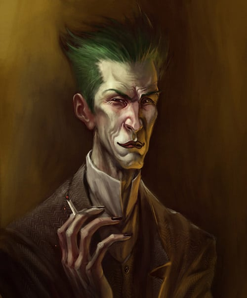 Joker by francis001