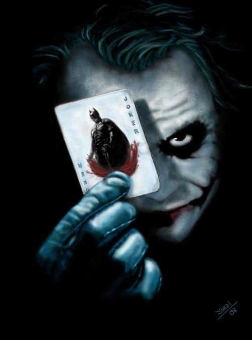 Joker by Joruji