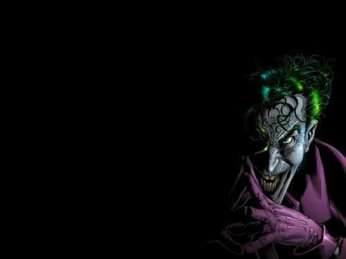 Joker by killdeath