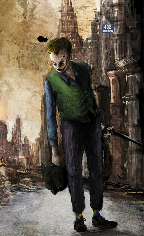 joker by  kincaid255