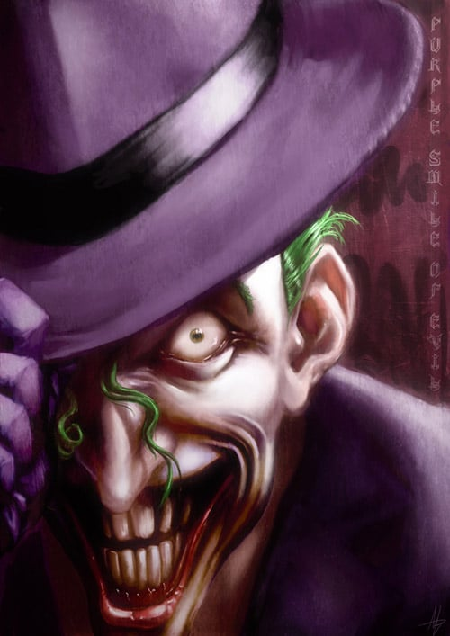 Joker by lehuss