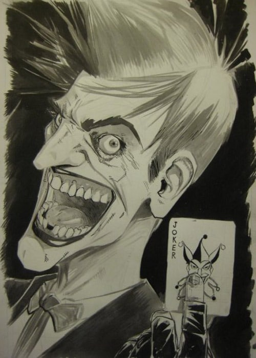 Joker by PCohen-Artwork