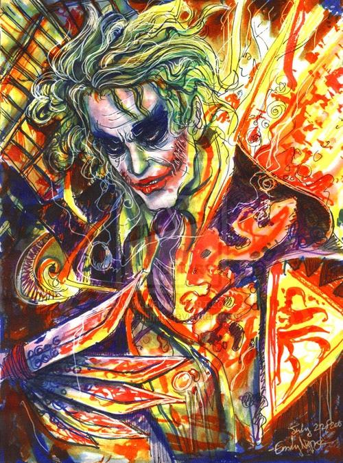 Joker Disorder by rinoatilmitt