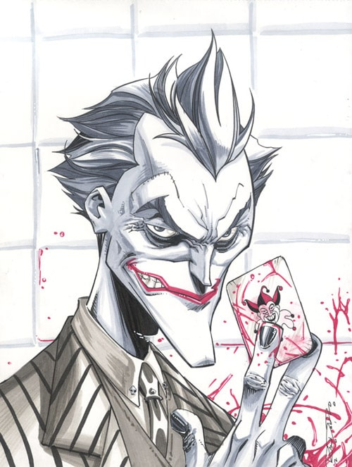 Joker by KidKalig