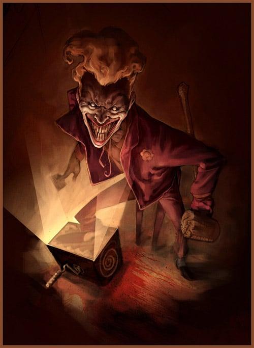 Joker reloaded by Manarama