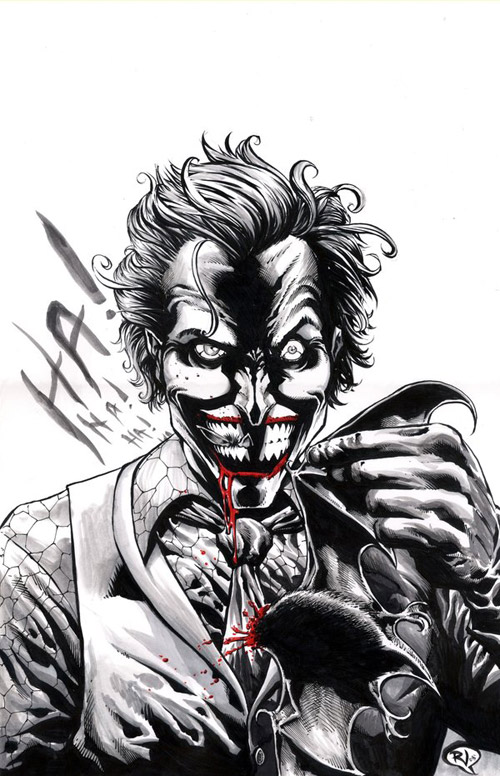 Joker Rocks by RudyVasquez