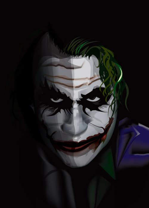 JOKER vector by LEIMAR-RAMIEL