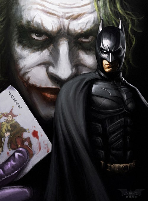 The Bat and the Joker by Wulfsbane