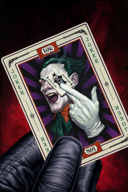 The Joker's Calling Card by No-Sign-of-Sanity