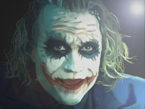 the joker by callyrose