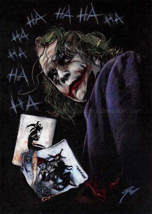 The Joker - Agent of Chaos by TheAphex