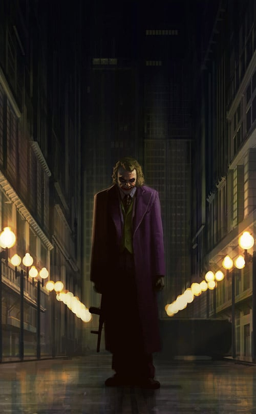 The Joker by crump3t