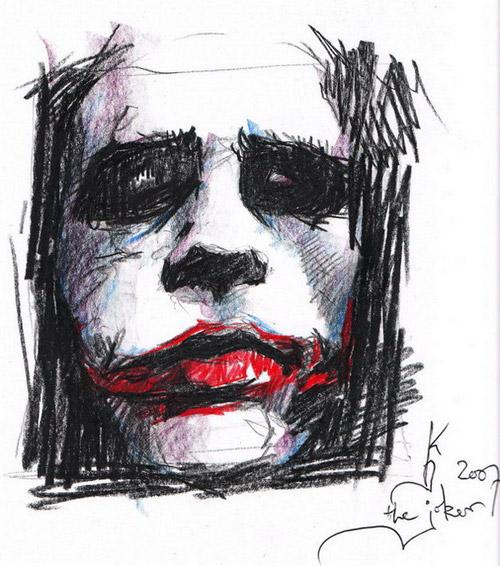 The Joker by Enerki