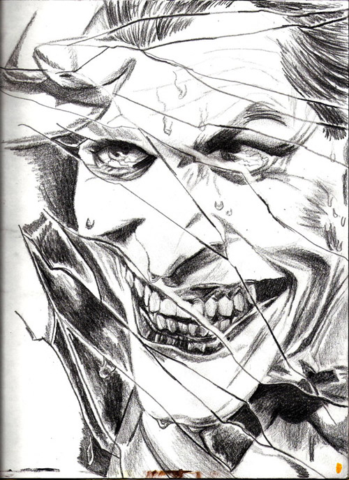 The Joker by SpannerX23