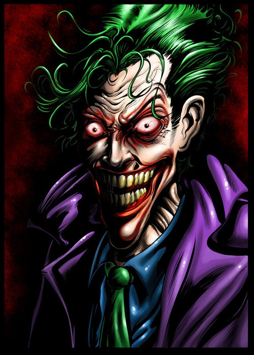 the joker by ashasylum