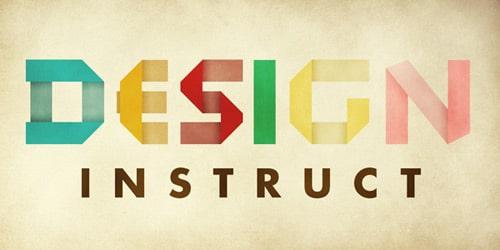 Creating Retro Folded Typography Using Photoshop