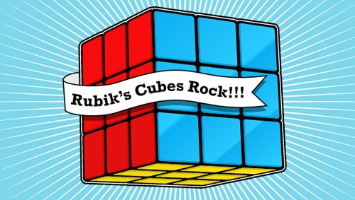 Create a Stylized, Vector Rubik's Cube