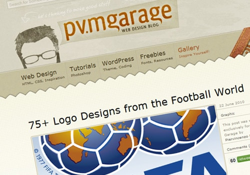 75+ Logo Designs from the Football World