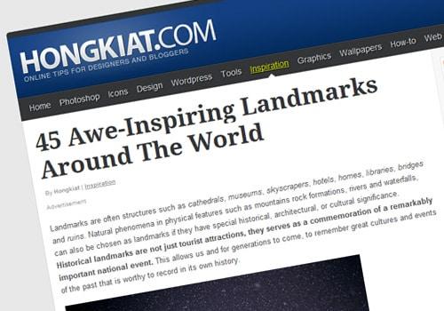 45 Awe-Inspiring Landmarks Around The World