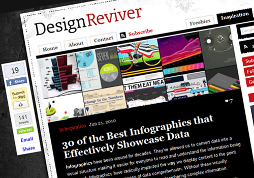 30 of the Best Infographics that Effectively Showcase Data